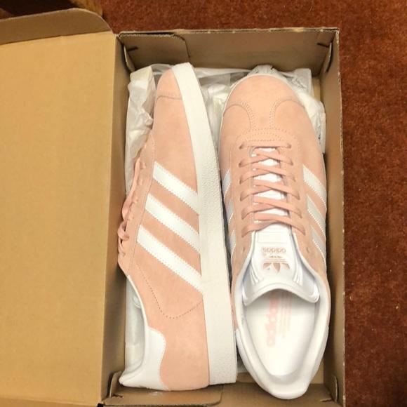 Adidas Gazelle Vapor Pink Shoes | Poshmark